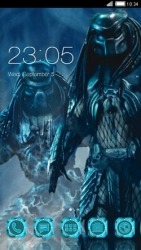 Predator CLauncher Android Mobile Phone Theme