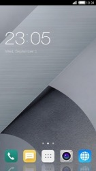 Gray CLauncher Android Mobile Phone Theme