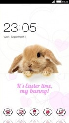 Bunny CLauncher Android Mobile Phone Theme