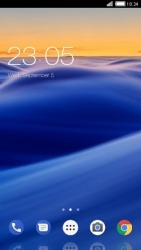 Horizon CLauncher Android Mobile Phone Theme