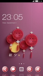 Chinese Festival CLauncher Android Mobile Phone Theme