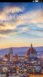 Magic City CLauncher Android Mobile Phone Theme