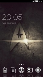 Star Trek CLauncher Android Mobile Phone Theme