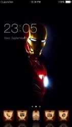 Iron Man CLauncher