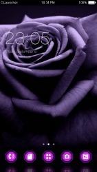 Purple Rose CLauncher