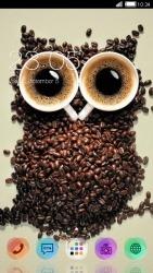 Coffee Beans Owl CLauncher