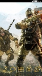 Warface CLauncher Android Mobile Phone Theme
