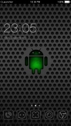 Android CLauncher Android Mobile Phone Theme
