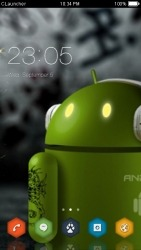 Android CLauncher