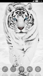White Tiger CLauncher