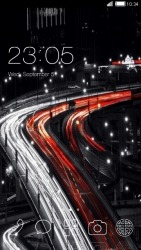 Traffic CLauncher Android Mobile Phone Theme