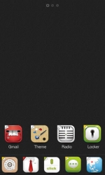 X-Until Go Launcher Android Mobile Phone Theme