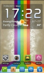 Classic Go Launcher Android Mobile Phone Theme