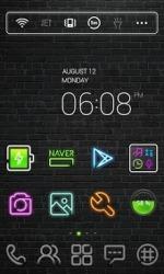 Neon Sign Dodol Launcher