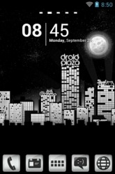 Droid City Go Launcher