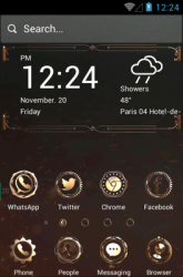 Mechanical Hola Launcher