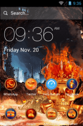 Skeletons Hola Launcher