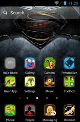 The Dark Hero Hola Launcher