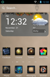 Knight Legend Hola Launcher