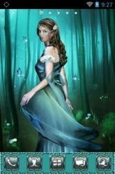 Fantasy Girl Go Launcher
