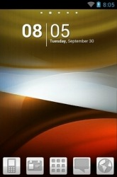 Abstract Dream Go Launcher