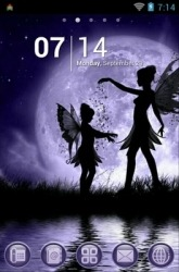 Fairy Sisters Go Launcher