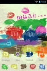 Muah Painted Go Launcher