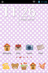 Love House Icon Pack