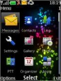 Aeon S40 Mobile Phone Theme