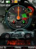 Prostreet S40 Mobile Phone Theme
