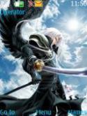 Sephiroth S40 Mobile Phone Theme
