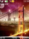 Bridge 3d S40 Mobile Phone Theme
