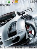 Sport Car S40 Mobile Phone Theme