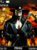The Undertaker S40 Mobile Phone Theme