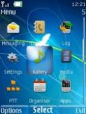 3d Windows S40 Mobile Phone Theme