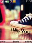 I Miss You S40 Mobile Phone Theme