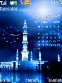 Islamic Clock S40 Mobile Phone Theme