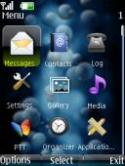 N97 Style Menu S40 Mobile Phone Theme