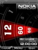 Nokia Mechanical Swf S40 Mobile Phone Theme