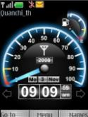 Speed Flash S40 Mobile Phone Theme