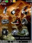 Style Rock S40 Mobile Phone Theme