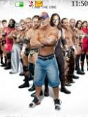 WWE Stars S40 Mobile Phone Theme