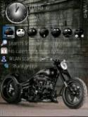 Chopper Symbian Mobile Phone Theme