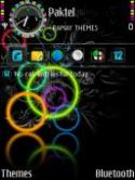 Circles Symbian Mobile Phone Theme