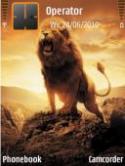 Lion King Symbian Mobile Phone Theme