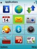 Tarus Symbian Mobile Phone Theme