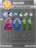 2011 Nokia X5 TD-SCDMA Theme