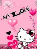 Hello Kitty Symbian Mobile Phone Theme