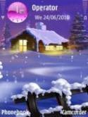 Winter View Nokia X5 TD-SCDMA Theme