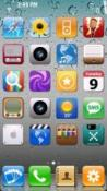 Iphone4 Symbian Mobile Phone Theme